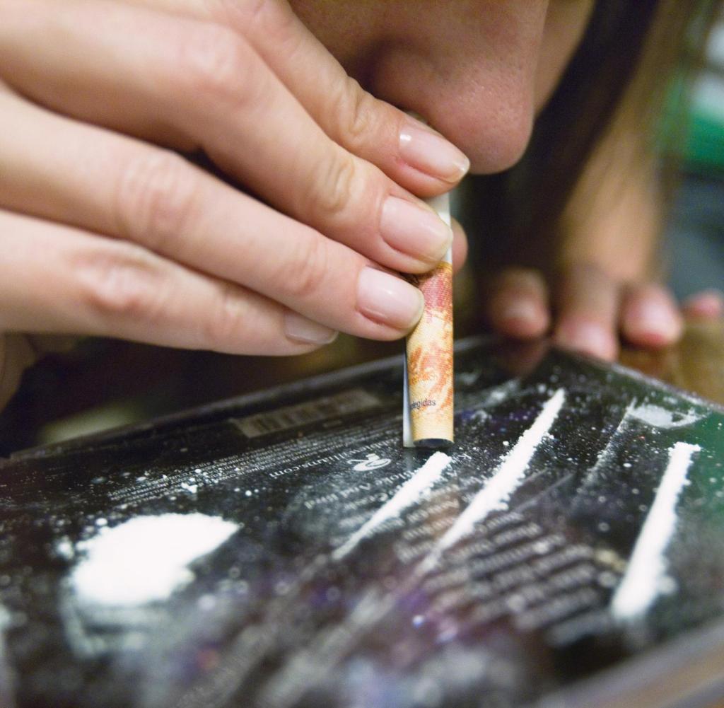 Cocainsüchtige